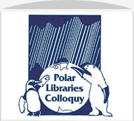 Polar Libraries Colloquy Logo